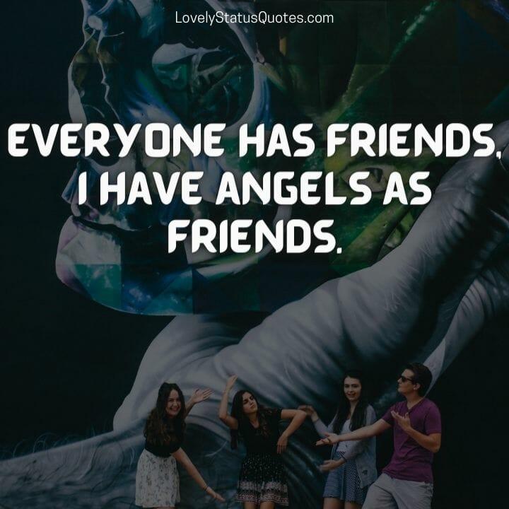 friends status day