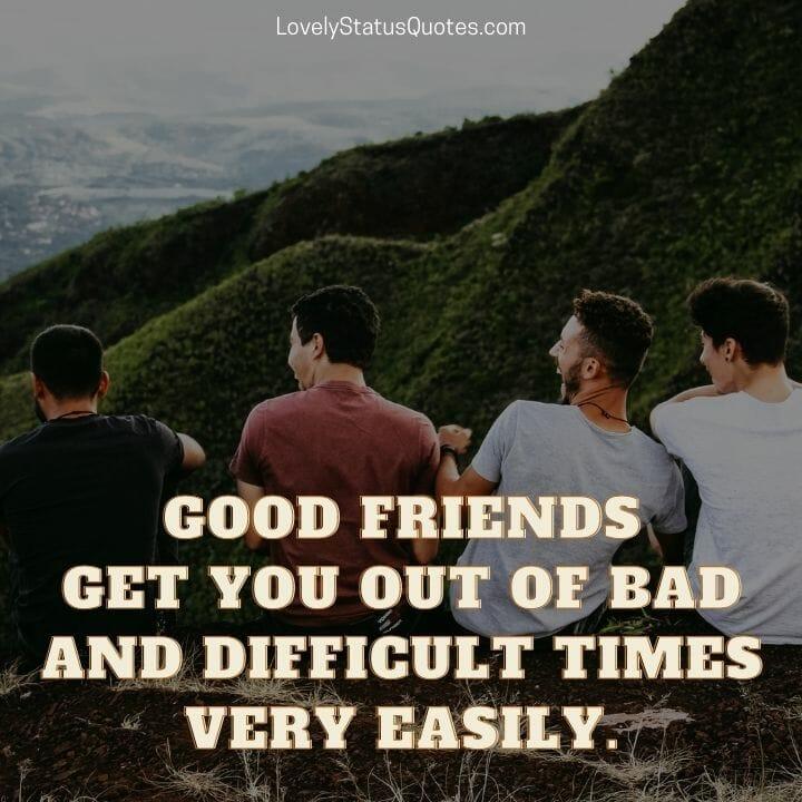 friendship caption for fb